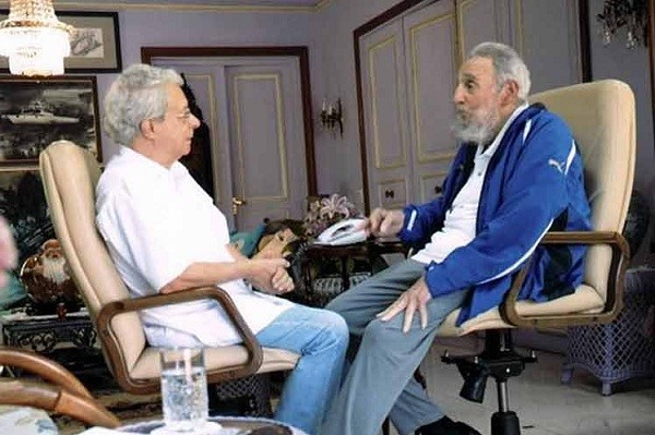 Frei Betto y Fidel